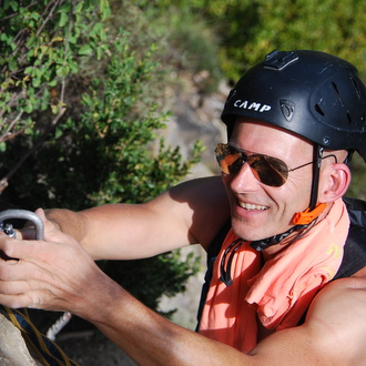 Ivan (50) - Guara Deep Canyoning