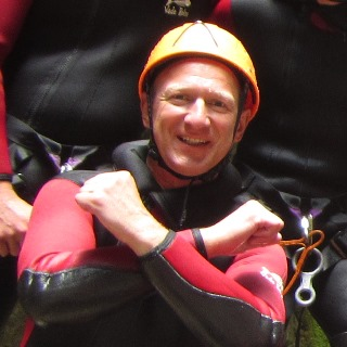 Erik (50) - Advanced Canyoning